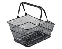 Giant MIK Compatible Basket (Black) (Wide/Low)
