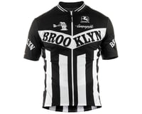 Image 1 for Giordana Team Brooklyn Vero Pro Fit Cycling Jersey (Black) (M)
