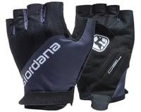 Image 1 for Giordana Summer Gloves Versa Gel (Black/Titanium) (S)