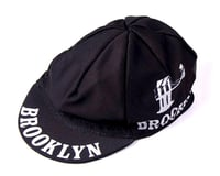 Giordana Brooklyn Black Mesh Cycling Cap