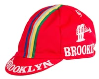Giordana Brooklyn Cap w/ Stripes (Red)