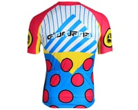 Image 2 for Giordana Motivo Jersey (Magenta/Yellow/Blue/White) (L)