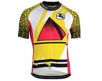 Image 1 for Giordana Piramide Jersey (Yellow/Magenta/White) (S)