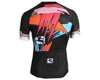 Image 2 for Giordana Saggitario Jersey (Black/Pink/Orange) (L)