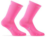Giordana FR-C Tall Solid Socks (Pink Fluo)