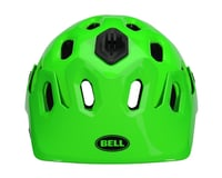 Image 4 for Giro Bell Super Mountain Bike Helmet - Discontinued Color (White/Silver Web)