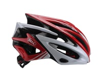 Image 2 for Giro Bell Volt Road Helmet - Closeout (Red White Script) (Small)