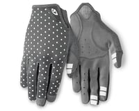 Giro Women's LA DND Gloves (Grey/White Dots)