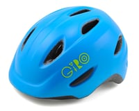 Image 1 for Giro Kids's Scamp Bike Helmet (Matte Blue/Lime) (XS)