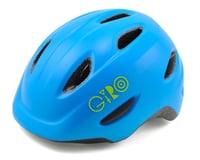 Image 1 for Giro Kids's Scamp Bike Helmet (Matte Blue/Lime) (S)