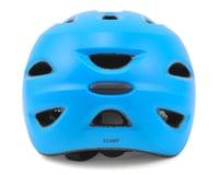 Image 2 for Giro Kids's Scamp Bike Helmet (Matte Blue/Lime) (S)