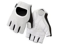 Giro LX Short Finger Bike Gloves (White) (2016)
