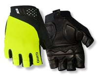 Giro Monaco II Gel Bike Gloves (Hi Vis Yellow)