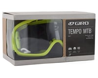 Image 3 for Giro Tempo Mountain Goggles (Lime)