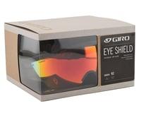 Image 2 for Giro Vanquish Eye Shield (Vivid Road Ember)