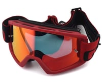 Giro Tazz Mountain Goggles (Red/Black) (Amber Lens)