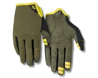 Giro DND Gloves (Olive Green) (XL) | alsopurchased