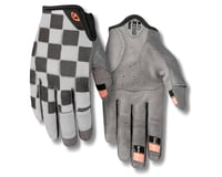 Giro Women's LA DND Gloves (Checkered Peach)