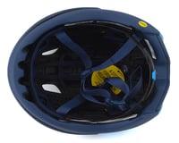 Image 4 for Giro Vanquish MIPS Road Helmet (Matte Blue/Midnight) (L)