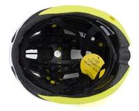 Image 3 for Giro Synthe MIPS Road Helmet (White/Citron) (S)