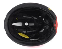 Image 3 for Giro Syntax MIPS Road Helmet (Matte Black/Bright Red) (M)