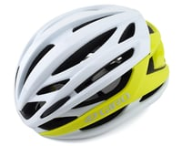 Image 1 for Giro Syntax MIPS Road Helmet (Matte Citron/White) (S)