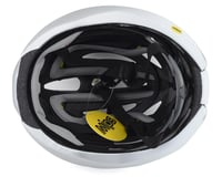 Image 3 for Giro Syntax MIPS Road Helmet (Matte White/ Silver) (M)