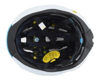 Image 3 for Giro Women's Ember MIPS Road Helmet (Matte White Heatwave) (S)