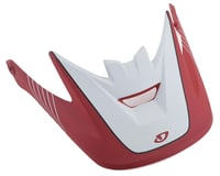 Image 1 for Giro Switchblade Replacement Visor (Dark Red) (L)