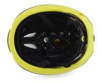 Image 3 for Giro Agilis Helmet w/ MIPS (Matte Black/Citron) (M)