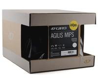 Image 4 for Giro Agilis Helmet w/ MIPS (Matte Black/Citron) (L)