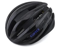 Image 1 for Giro Synthe MIPS Road Helmet (Matte Black Floral) (L)