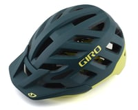 Giro Radix Mountain Helmet w/ MIPS (Matte True Spruce/Citron)