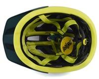 Image 3 for Giro Radix Mountain Helmet w/ MIPS (Matte True Spruce/Citron) (S)