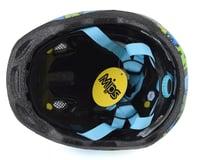 Image 3 for Giro Kid's Scamp MIPS Helmet (Blue/Green Creature Camo) (S)
