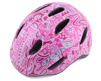 Giro Kid's Scamp MIPS Helmet (Pink Flower Land)