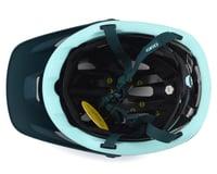 Image 3 for Giro Women's Montara MIPS Helmet (Matte True Spruce/Cool Breeze) (M)