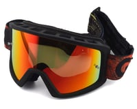 Image 1 for Giro Blok Mountain Goggles (Hyper Black/Red) (Amber Lens)