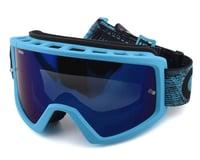 Giro Blok Mountain Goggles (Blue Hyper) (Cobalt Lens)