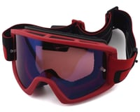 Giro Tazz Mountain Goggles (Vivid Red/Black) (Trail Vivid)