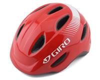 Giro Kids's Scamp Bike Helmet (Bright Red)