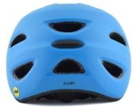 Image 2 for Giro Kid's Scamp MIPS Helmet (Matte Blue/Lime) (XS)