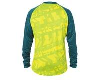 Image 2 for Giro Men's Roust Long Sleeve Jersey (Citron Green Fanatic) (M)
