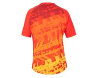 Image 2 for Giro Men's Roust Short Sleeve Jersey (Red/Orange Fanatic) (M)