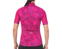 Image 2 for Giro Women's Chrono Sport Short Sleeve Jersey (Pink Floral) (XL)