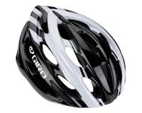 "Image 1 for Giro Prolight Road Helmet - Exclusive Colors (Black/White) (Large 23.25-24.75"")"