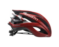 Image 2 for Giro Amare II Women's Helmet (Coral Red Squiggle)
