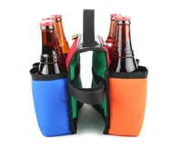 Image 2 for Green Guru Sixer 6-Pack Insulated Top Tube Holder (Color Varies)
