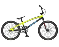 "GT 2021 Speed Series Expert XL BMX Bike (20"" Toptube) (Nuclear Yellow)"