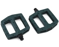 "GT PC Logo Pedals (Green) (Pair) (9/16"") 